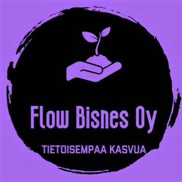 Flow Bisnes Oy logo